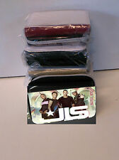 JLS PURSE - 4 COLOURS - PERSONALISE FREE -IDEAL BIRTHDAY PRESENT GIFT