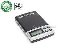 Digital Pocket Scale * Calibration Weights 1000g x 0.1g