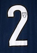 OFFICIAL Scottish Football League Numbers (White)