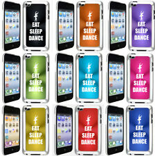 Apple iPod Touch 4th Generation Hard Case Cover EAT SLEEP DANCE Dancer