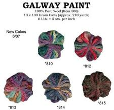 Plymouth Galway Paint yarn- Choose colors