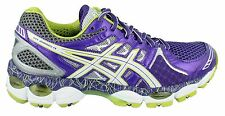 NEW ASICS LADIES WOMENS NIMBUS GEL 14 RUNNING LIMITED EDITION TRAINING GYM SHOES