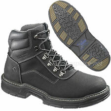 "Wolverine Work Boots Multishox Waterproof 6"" Composite Safety Toe W02253 Black"