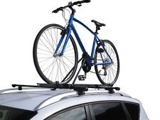 Roof Mounted Cycle Bike Carrier & Roof Rack Rail Bars Peugeot 307 sw Estate