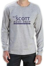 Keith Scott body shop service and repair Long Sleeve T-Shirt one tree hill auto