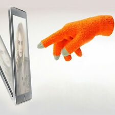 Touch Screen Gloves Smartphone Tablet PC Unisex Fashionable Hairy Winter Warm