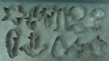 Nautical Sail Boat Star Fish Light House Cookie Cutters Mix&Match cookie recipe