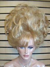 WOW EMPRESSBIANCA'S NEW YEAR  DRAQ QUEEN WIG beautiful color  strawberry blonde