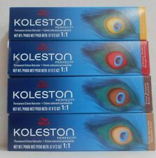 NEW WELLA KOLESTON PERFECT HAIR COLOR (LEVELS 7 - 9) ~ U PICK ~ FREE SHIP IN US!