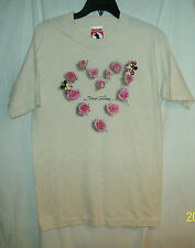 Mickey Inc Minnie Mouse Ladies T Shirt True Love Jungle Goofy Donald Pluto NWOT!