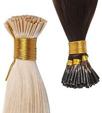 "14"" Indian Remy A Grade Stick Tipped Pre Bonded Human Hair Extensions x25"