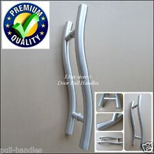 Modern premium Door Handles Pull / Push Stainless Steel Entrance / Gate / Entry
