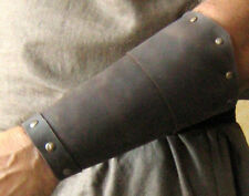 Medieval Armor Barbarian Bracers (Pointed)