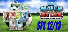 Match Attax Scottish Premier League SPL  2012/2013 12/13 Motherwell Base Cards