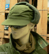 Cold Weather Trapper Hats in all sizes Used Army Surplus 55-61