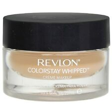 REVLON COLORSTAY WHIPPED CREME MAKEUP FOUNDATION PLEASE SELECT SHADE FROM MENU