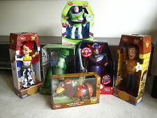 BNIB Disney Official Toy Story 3 TALKING Characters Inspired Action Figure Doll