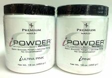 Premium Nails- Acrylic iPowder 16oz/453gr - Choose Any Color  SHIP IN 24H!!