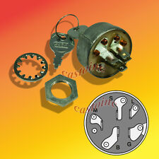 Starter Switch Fits AYP, 5 Terminals, Magneto Fits other Makes and Models