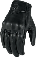Icon Pursuit Adult Gloves Non-Perf Stealth SM-XXXL