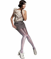 Fiore Raula Luxurious Elite 40 Denier Pantyhose Tights High Gloss FREE SHIP