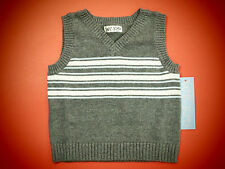 New Baby Boy 100% Cotton Sweater Pullover CK291010 (0-9m) Ship by Air
