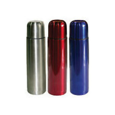 KingCamp Double Walled Stainless Steel Thermos Vacuum Flask 1 L New