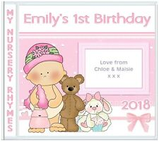 Baby Girl Gifts - Babys 1st Birthday Gift - Personalised Gifts for Babies