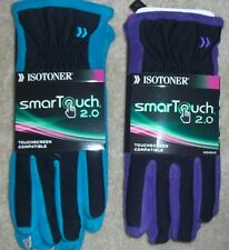 Women's Isotoner smarTouch Texting Winter Warm Gloves Tech Touch XLarge XL NEW