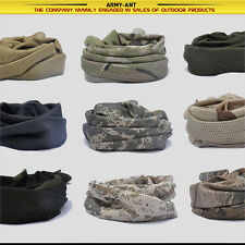 Camouflage Scarf Face Veil Sniper Cover Neckerchief Mesh Airsoft Tactical Army