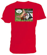Cool Dude, Chihuahua Dog T shirt, I'm A Cool Dude - Choice of size & colours.