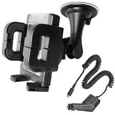 NEW UNIVERSAL IN CAR GPS MOBILE PHONE WINDSHIELD DASHBOARD HOLDER CHARGER MOUNT