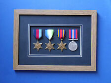 Medal Frame 3d Box Frame World War Military Medals