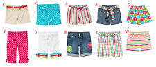SZ 3-8 GYMBOREE ICE CREAM SWEETIE BIG KID GIRLS SUMMER CLOTHES BOTTOMS YOU PICK