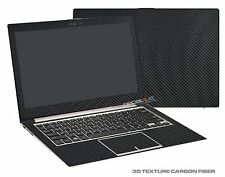 Texture CARBON Fiber skins for ASUS ZENBOOK UX31A / UX31E case cover wrap
