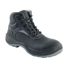 EXENA ORIONE Composite Black Safety Boots S3 SRC