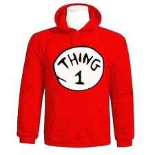 DR. SEUSS THING 1 2 3 4 5 6 Adult/Youth Sweatshirt THING Hoodie