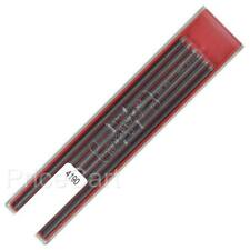 Koh-i-noor 2.0 mm Graphite Leads for Technical Drawing and Retouching Set Of 12.
