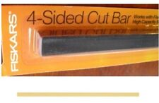 "Fiskars Cut Bar 12"" Rotary Paper Trimmer Replacement Refill Guillotine NEW"
