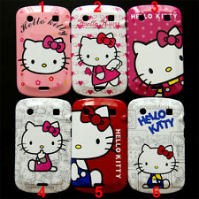 New Hello Kitty Hard Back Protective Case Cover for BlackBerry Bold BB 9900 9930