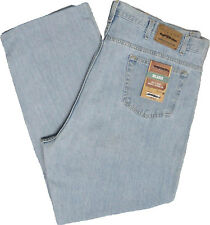Arizona Jeans  Light Stone  Relaxed Fit  Big and Tall  Five Pocket  W 30 to W 60