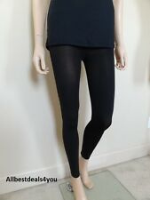DKNYC Smoothies Ankle Length Legging Sz. S ~ M ~ T ~ Black