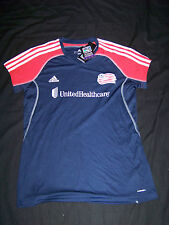 Adidas ClimaCool Women's New England Revolution Jersey NWT