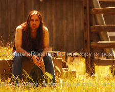 Bruce Dickinson Photo Iron Maiden 11x14 Inch Portrait by Marty Temme 1B
