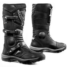 FORMA ADVENTURE BOOTS ENDURO TRIALS ATV QUAD MOTOCROSS SOFT LEATHER XR DRZ KTM