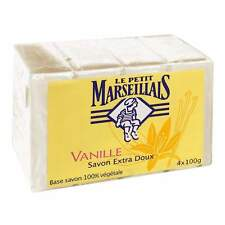 Le Petit Marseillais French Solid Soap 400grams from France *Different Scents*