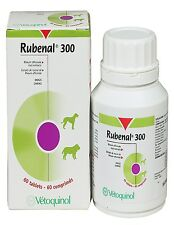 RUBENAL 75 / 300 for dogs with kidney failure kidney problems or renal failure
