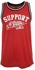 948 Support 81 World Hells Angels Tank Top Shirts rot