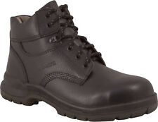 Oliver/Kings 15434 (15-434) Lace Up Safety/Work Boot - Steel Toe/Cap - Black