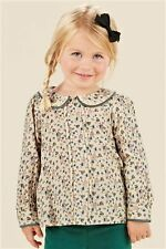 Baby Girls NEW ex Next Floral Ditsy Birdcage Print Blouse Top 12-18 18-24